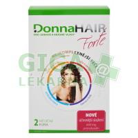 DonnaHAIR FORTE 2měsíční kúra 60 tobolek