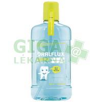 Oralflux Junior ovoce a máta 500ml ústní voda