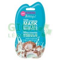 FREEMAN Pleťová maska antistresová s minerály z Mrtvého moře 15ml