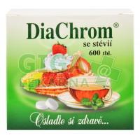 DiaChrom se stévií tbl.600