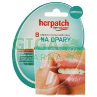 HERPATCH RemeSense náplast na opary 8ks