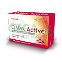 Q Max Active 30 tobolek Farmax