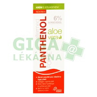 ALTERMED Panthenol Forte 6% cream s kolagenem 30g