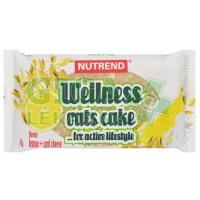 NUTREND Wellness oats cake 70g citr.+tva