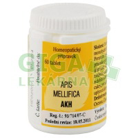 Apis mellifica AKH - 60 tablet