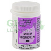 Natrium phosphoricum AKH - 60 tablet