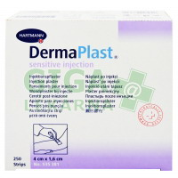 Rychloobvaz Dermaplast sensitive 4x1,6cm 250ks