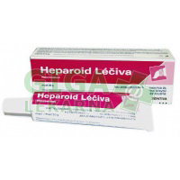 Heparoid Léčiva krém 30g