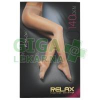 Maxis New Relax 140 Den punčocháče XL světlá