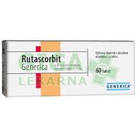 Rutascorbit Generica 60 tablet