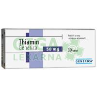 Thiamin Generica 30 tablet