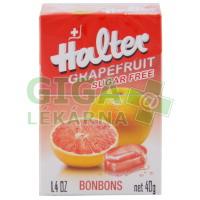HALTER bonbóny Grapefruit 40g