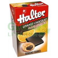 HALTER bonbóny Pomeranč s čokoládou 36g