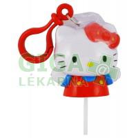 Hello Kitty lízátko s hračkou 1 ks