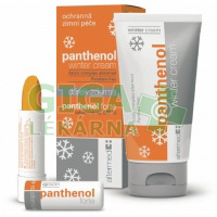 ALTERMED Panthenol winter cream 50ml + lip balm 5ml