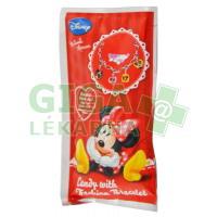 Minnie Mouse náramek s kolekcí přívěsků