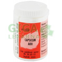 Capsicum AKH - 60 tablet