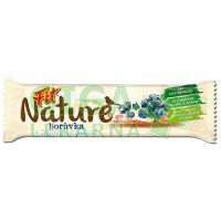 FIT Musli Nature borůvka jogurt 28g