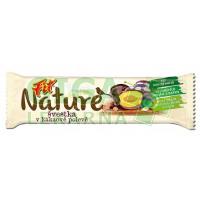 FIT Musli Nature švestka kakao 28g