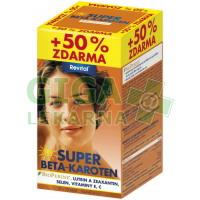 Revital Super beta-karoten 40+20 tablet zdarma