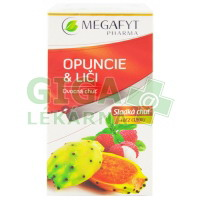 Megafyt Ovocný Opuncie a liči 20x2g