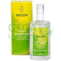 WELEDA Citrusový tělový deodorant 100ml