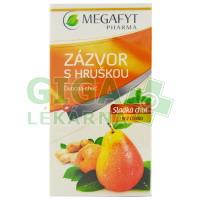 Megafyt Ovocný Zázvor s hruškou 20x2g