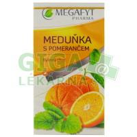 Megafyt Meduňka s pomerančem 20x2g