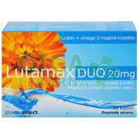 Lutamax DUO 20mg 30 kapslí