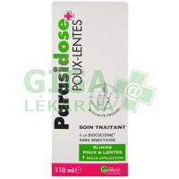 Parasidose přírodní odvšivovací přípravek s Biococidinem 110ml
