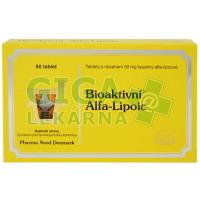 Bioaktivní Alfa-Lipoic 60 tablet