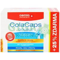 Cemio ColaCaps DOUBLE s vit.C 60+15 kapslí