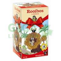 Krtečkův čaj Rooibos s ibiškem 20x2g