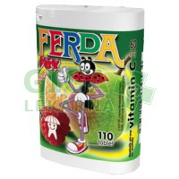 C vitamin 60mg Ferda Mix 35g - 110 tablet