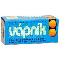 Vápník s vitamínem D 50 tablet Naturvita