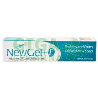 New Gel+ E silikonový gel na jizvy 15g