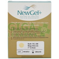 New Gel 180 2,5cm