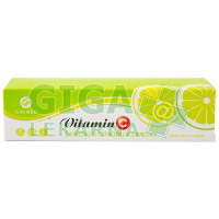 Vitamin C 1000 Galmed citron+limetka 20 šumivých tablet