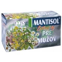 Mantisol Bylinný čaj pro muže 20x1g