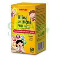 Walmark Hlíva ústřičná pro děti 60 tablet