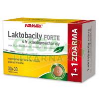 Walmark Laktobacily FORTE s fruktooligosacharidy 30+30