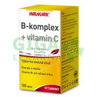 Walmark B-komplex+vitamin C 100 tablet