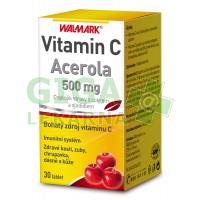 Walmark Vitamin C Acerola 500mg 30 tbl.