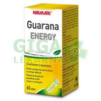 Walmark Guarana Energy 60 tablet