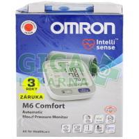 Tonometr dig.OMRON M6 Comfort + teploměr