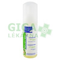 Green Line Natural Clear čistící pěna 150ml