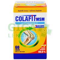 Colafit plus MSM 60 tobolek