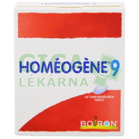 Homeogene 9 60 tablet