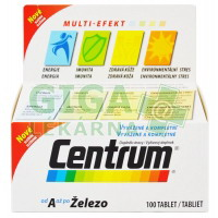 Centrum AZ s Multi-Efektem 100 tablet