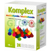 KOMPLEX Multivitamin 90+30 tablet